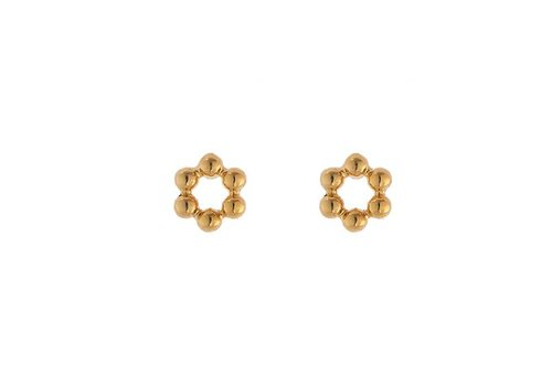 Yehwang Earrings mini circles