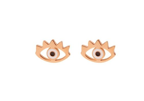 Yehwang Earrings stylish eye