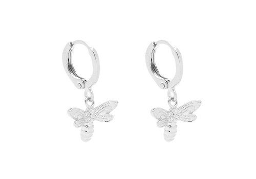 Yehwang Earrings beautiful bee