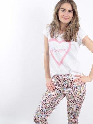 Andromede Heart love t-shirt