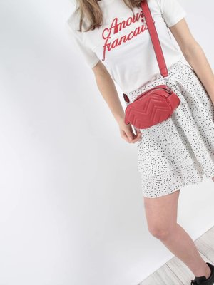 Vintage Dressing Dots party skirt