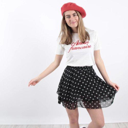 Vintage Dressing Stars party skirt