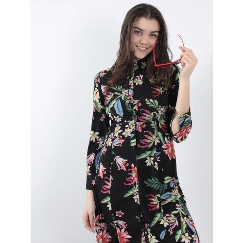 Yu & Me Bali long flower dress