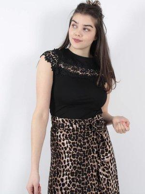 Beauty Fashion Lace shirt