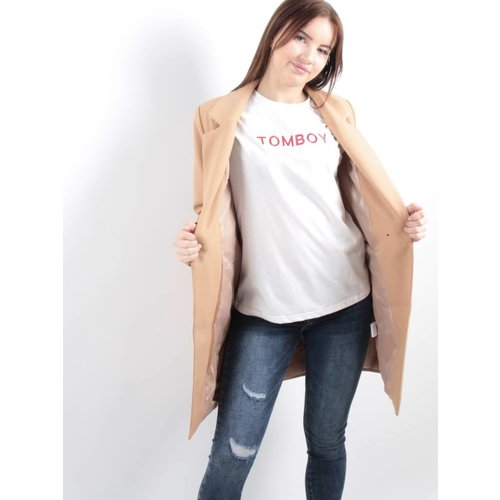 Ladylike Tomboy t-shirt
