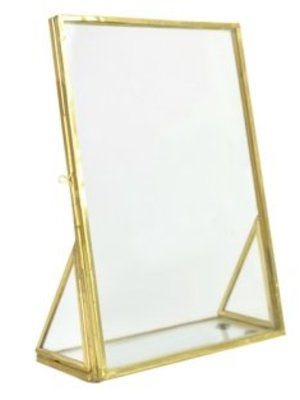 Photo frame standing large
