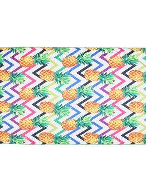 Yehwang Beach towel long funky pineapples