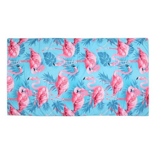 Yehwang Beach towel long flamingo fiesta