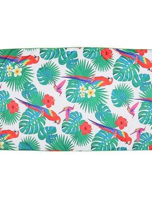 Yehwang Beach towel long parrot party