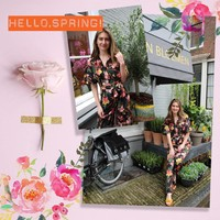 Spring! Flower Suits & Sets