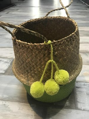 Palme Beach bag/mand