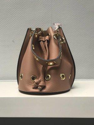 Ladylike Leather pouch bag N