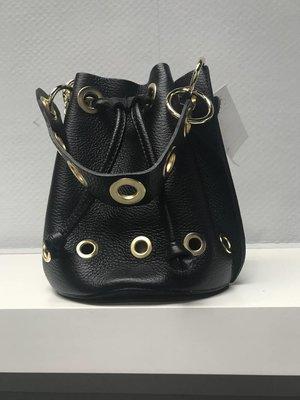 Ladylike Leather pouch bag B