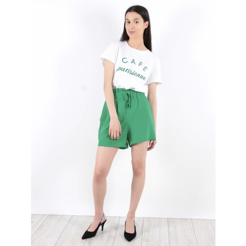Yu & Me Factory short green