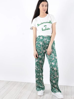 Kilibbi Piacenza flower pants