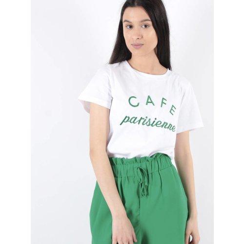 Yu & Me Cafe Parisienne t-shirt