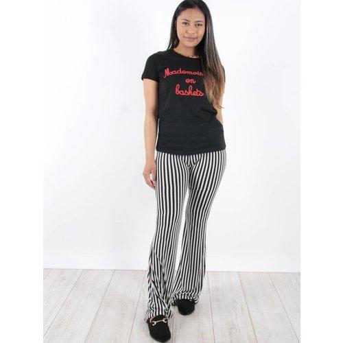 L&A Azalea flared pants