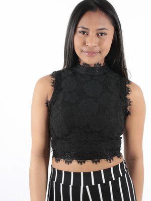 Vera & Lucy Crop top lace