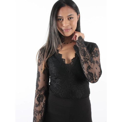 In Vogue Lace long body