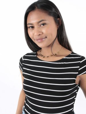 Unika Paris Striped black body