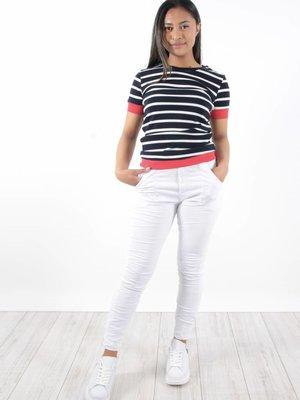 Mod. Style Sporty t-shirt blue