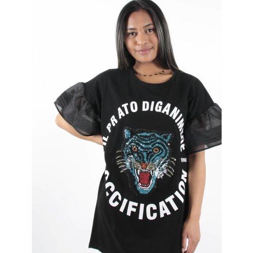Aïkha Tiger dress