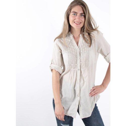Ladylike Recess blouse