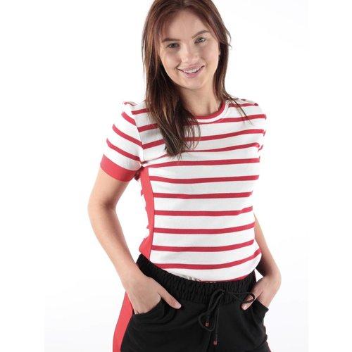 Mod. Style Shirt stripe red