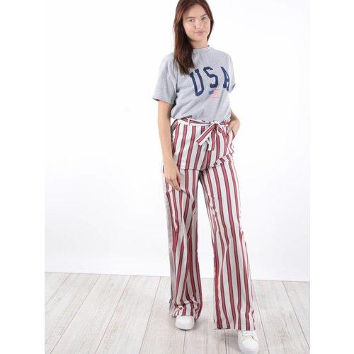 Ivivi Pants stripe