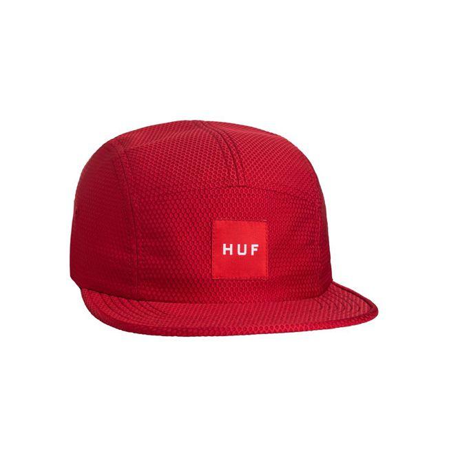 HUF HUF, SEDONA VOLLEY, RED
