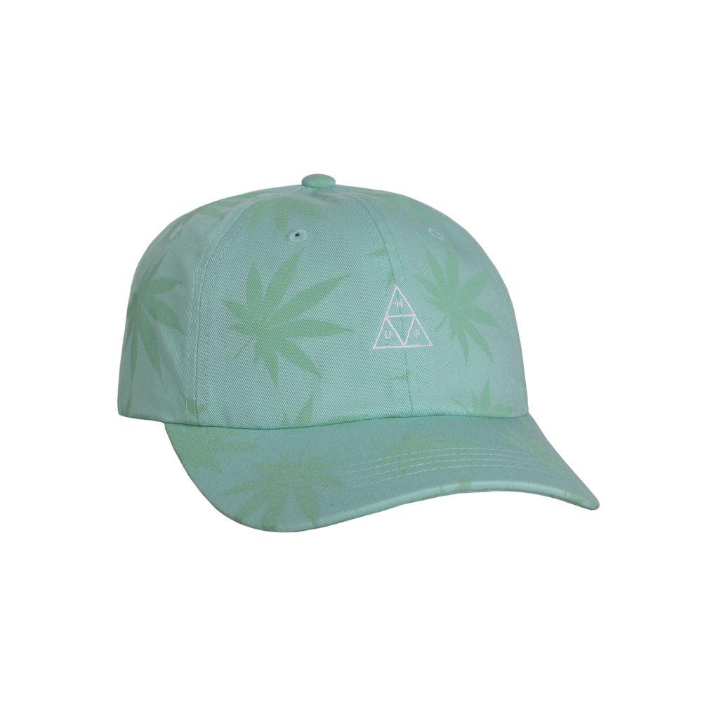HUF HUF, 420 TRIPLE TRIANGLE DAD HAT, MINT