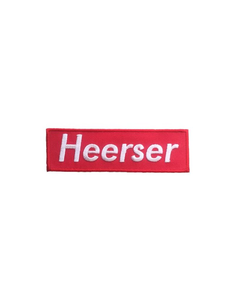 HEERSER PATCH