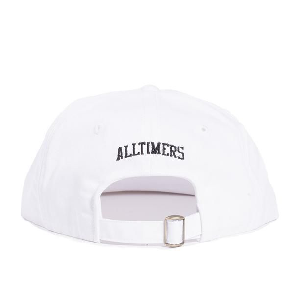 ALL TIMERS ALL TIMERS DIGI HAT WHITE