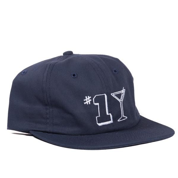 ALLTIMERS ALL TIMERS #1 TINI HAT NAVY