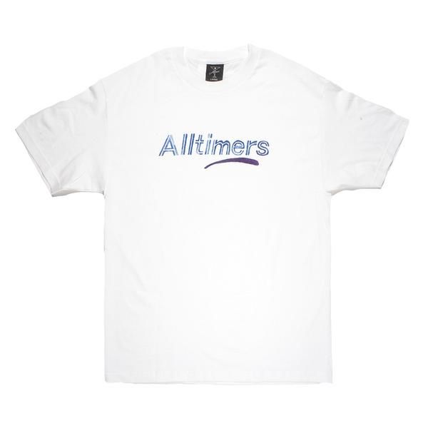 ALLTIMERS ALL TIMERS ESTATE WATER COLOR TEE