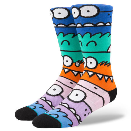 STANCE STANCE, MEN, MONSTER MASH 2, MULTI, M