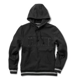 PRIMITIVE PRIMITIVE, LEAGUE PIPED HOOD, BLACK
