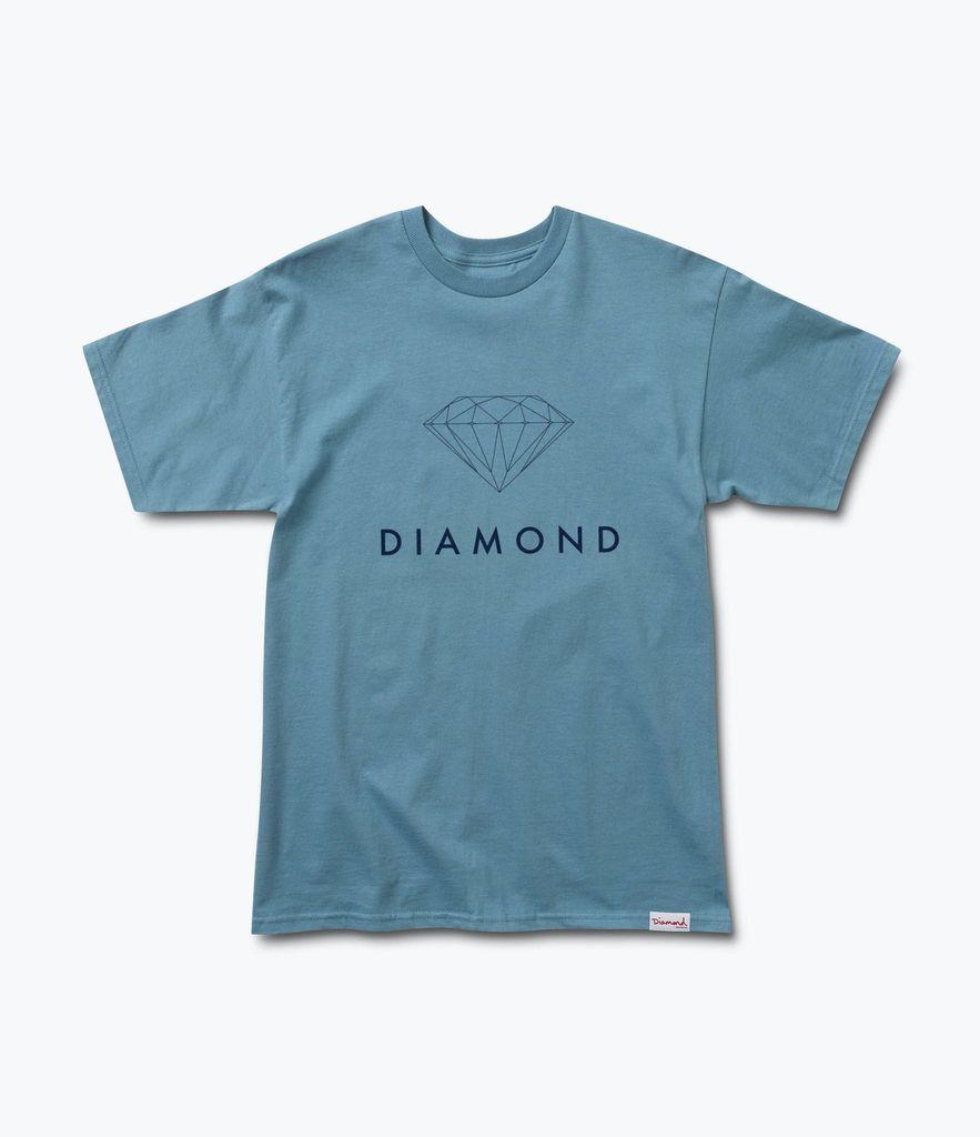 DIAMOND DIAMOND, FUTURA SIGN TEE
