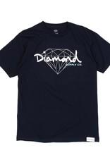 DIAMOND DIAMOND, BRILLIANT SCRIPT TEE