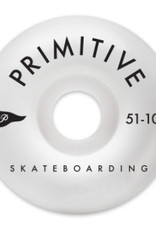 PRIMITIVE PRIMITIVE, PENNANT ARCH TEAM WHEEL, BLACK