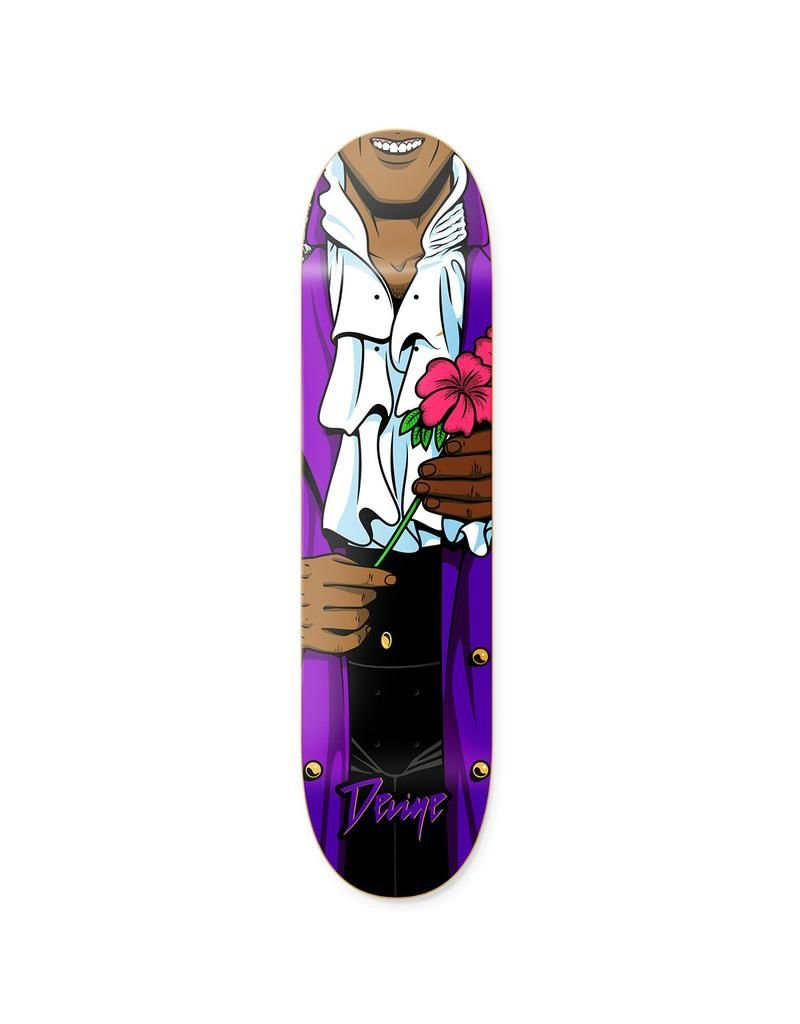 PRIMITIVE PRIMITIVE, DECKS, CALLOWAY CLEANSE YOURSELF, MULTICOLOR, 8.25