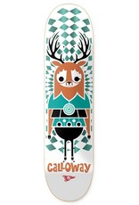 PRIMITIVE PRIMITIVE, DECKS, CALLOWAY PENDLETON ZOO, MULTICOLOR, 8.5