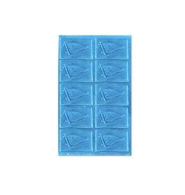 PRIMITIVE PRIMITIVE, WAX, ICE TRAY WAX, BLUE