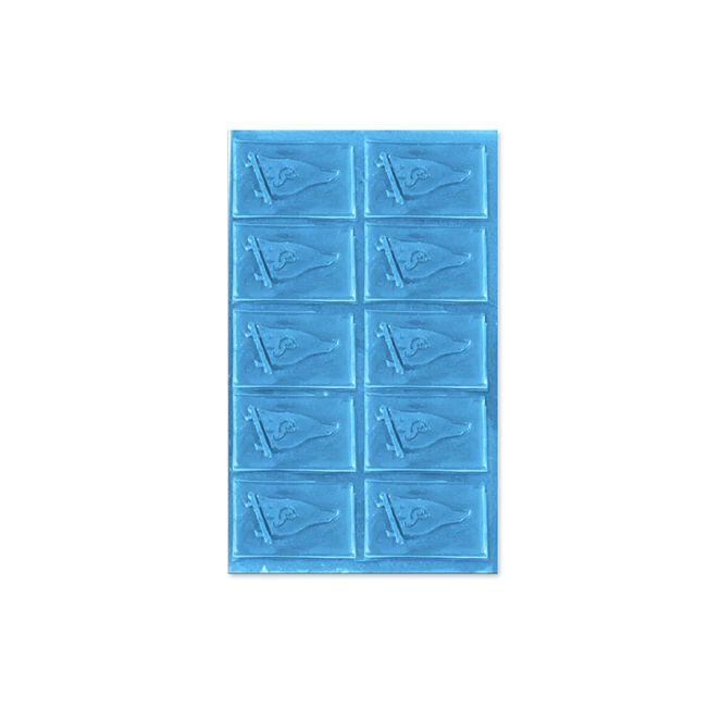 PRIMITIVE PRIMITIVE, WAX, ICE TRAY WAX, BLUE