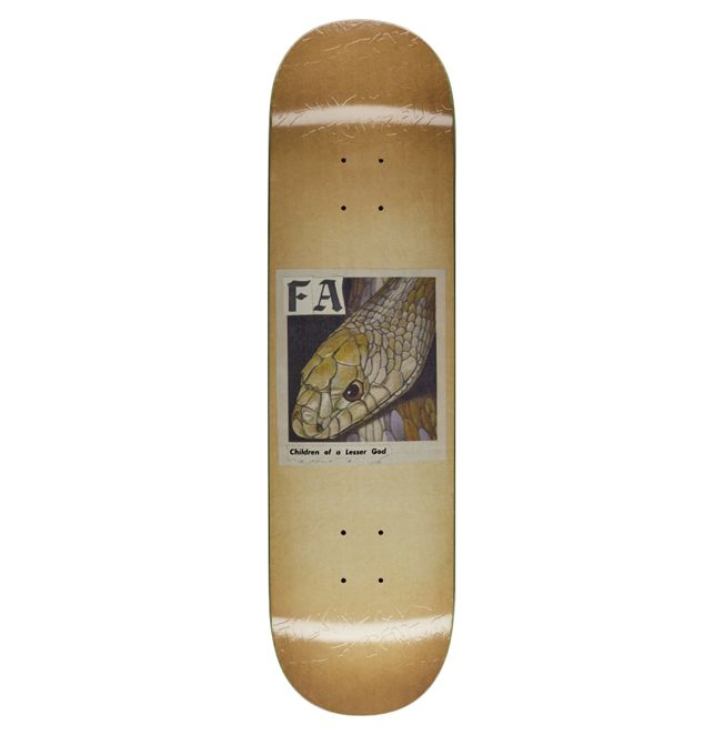 FUCKING AWESOME FA Children of a lesser God Deck 8.25