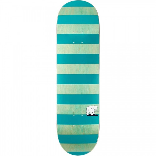 POLAR BLOCK STRIPE DECK MINT