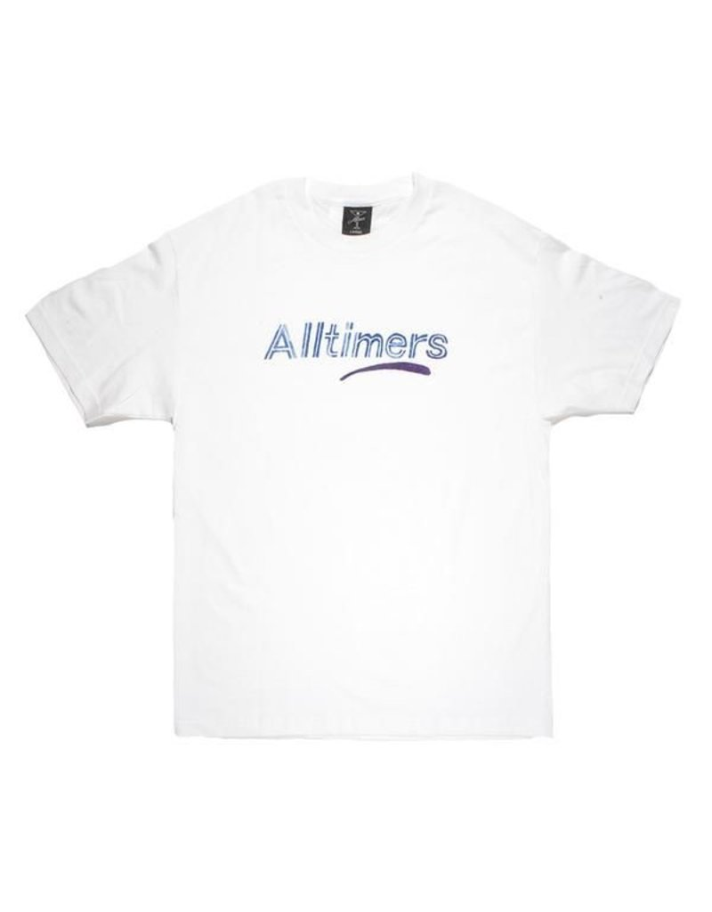 ALL TIMERS ALL TIMERS ESTATE WATER COLOR TEE