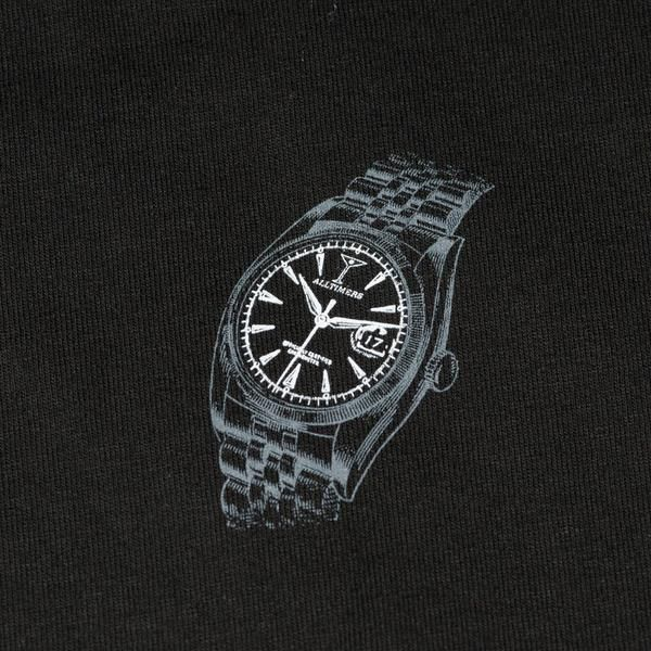 ALL TIMERS ALL TIMERS WATCH TEE