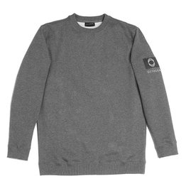 ÖCTAGON Badge Crewneck Sweatshirt