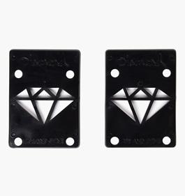 DIAMOND DIAMOND, RISE & SHINE RISER PADS , BLACK